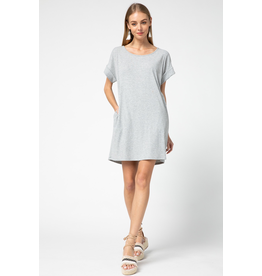 Dresses 22 Casual Day Grey Dress
