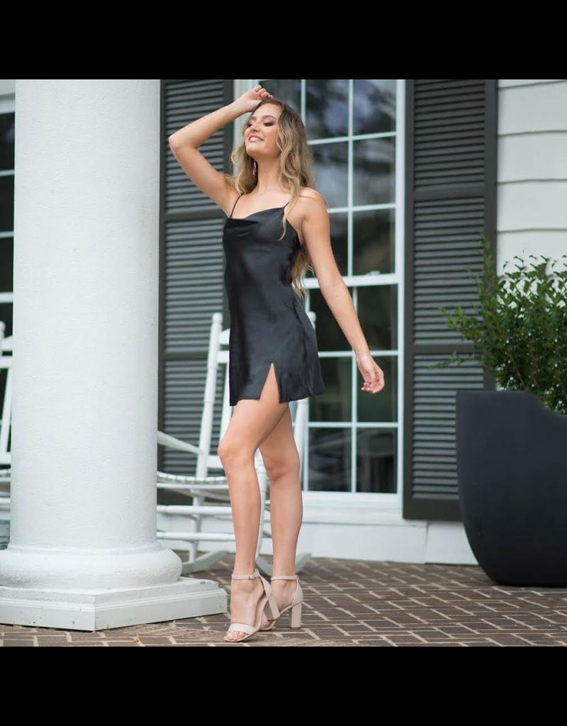 Dresses 22 Satin Dream Semi Dress