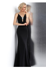 Formalwear Jovani Elegant Dream Black Formal Dress
