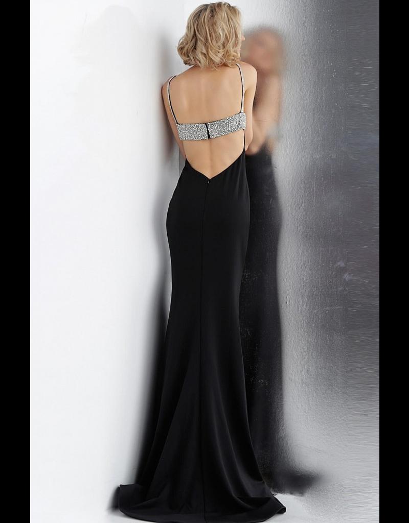 Formalwear Jovani Elegant Dream Black Formal Dress