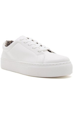 Shoes 54 Lace Up White Sneakers
