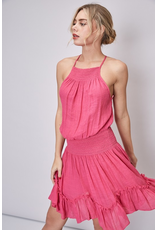 Dresses 22 Flouncy Hot Pink Party Dress