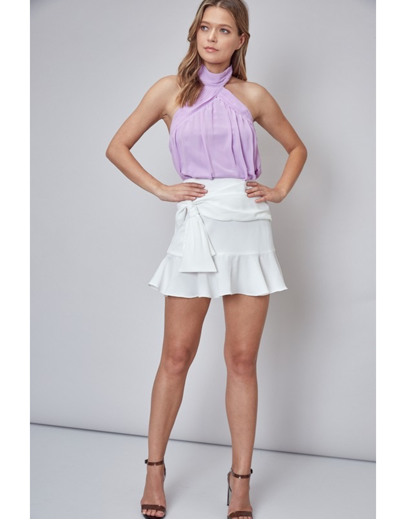 Tops 66 Pastel and Present Lavender Top