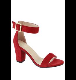 Shoes 54 Color Pop Red Heel