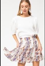 Skirts 62 Colorful Snake Skirt