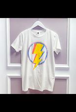 Tops 66 Vintage Lightning Bolt Colorful Tee