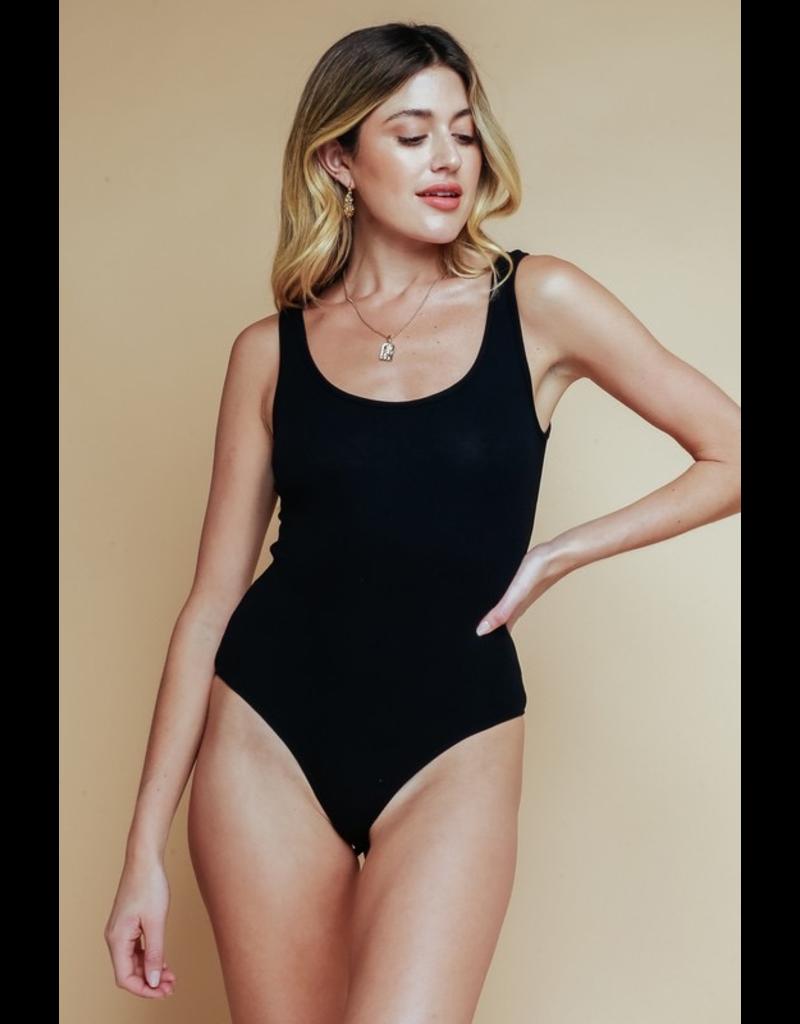Tops 66 Back To Basic Bodysuit