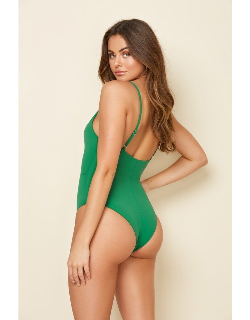 Swimsuits Emerald One Piece