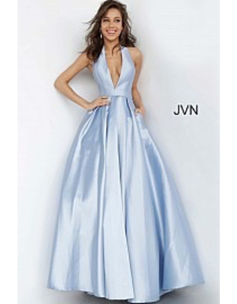 Dresses 22 Jovani Baby Blue Dream Come True Formal Dress