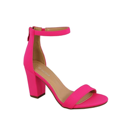 Shoes 54 Bright Now Hot Pink Heels