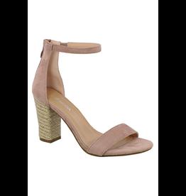 Shoes 54 Espadrille Blush Block Heel