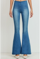 Pants 46 Fun Medium Wash Flares