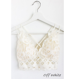 Tops 66 Lace Bralette
