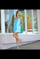 Dresses 22 All Dressed Up Blue Dress