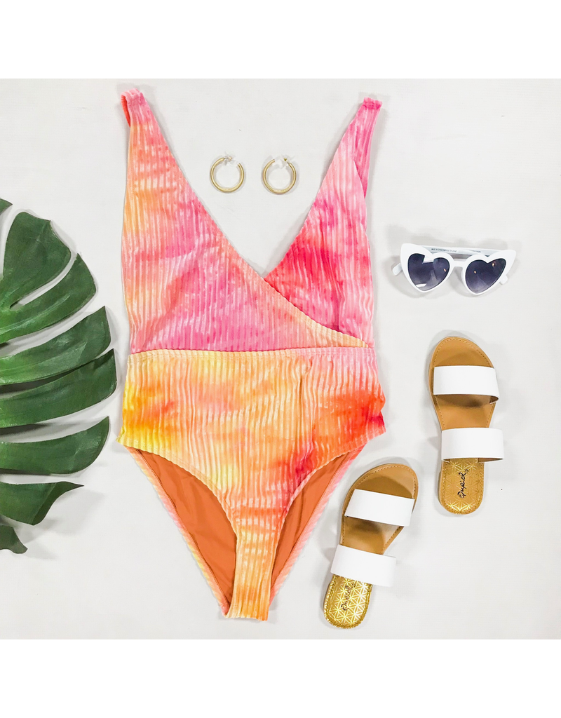 Swimsuits Revibe Tie Dye One Piece