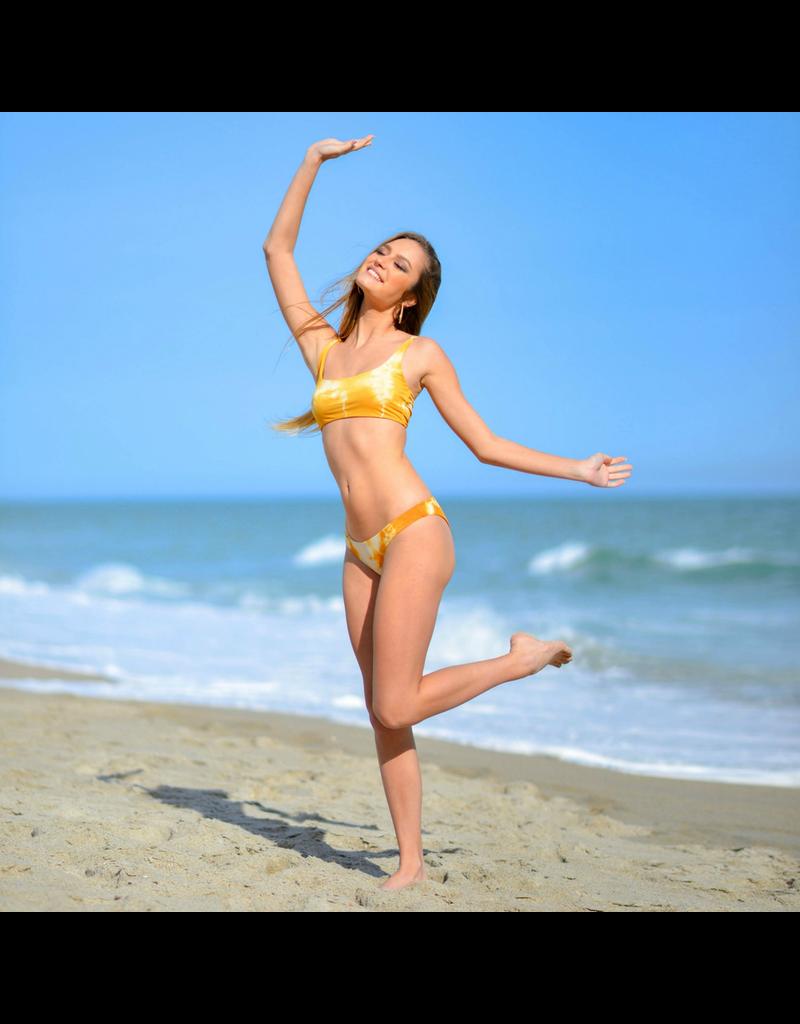 Swimsuits Wear Two Ways Twist Front Top