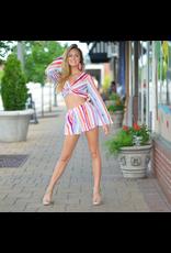Shorts 58 Sunset Bay Summer Stripe Shorts