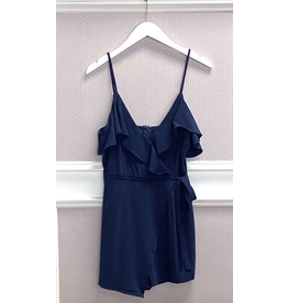 Rompers 48 Now Or Never Navy Romper