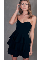 Dresses 22 Strapless Party LBD