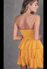 Dresses 22 Hello Honey Strapless Party Dress