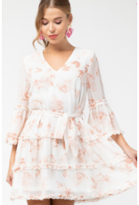 Dresses 22 Pretty Petals Ruffle Dress