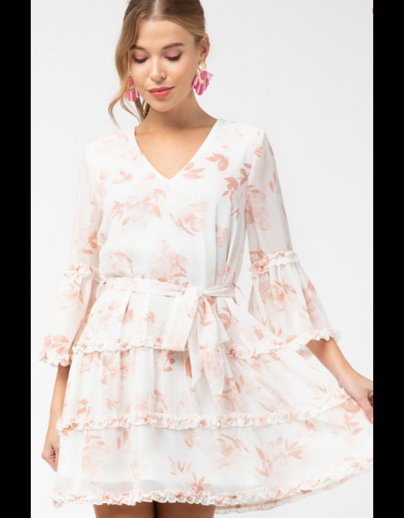 Dresses 22 Pretty Petals Ruffle Dress