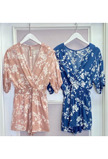 Rompers 48 Fiona Floral Romper