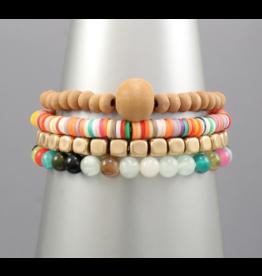 Jewelry 34 Multi Bead Bracelet
