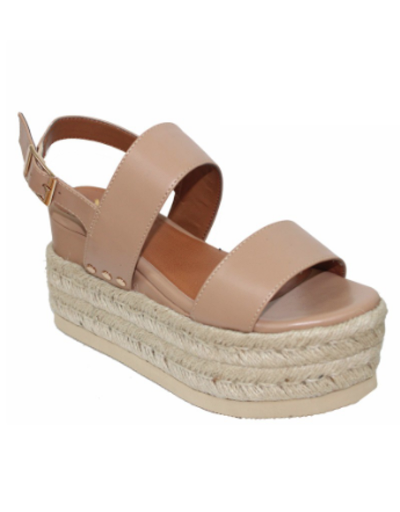 Shoes 54 Nude Summer Espadrille