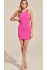 Dresses 22 Your Moment Hot Pink Dress