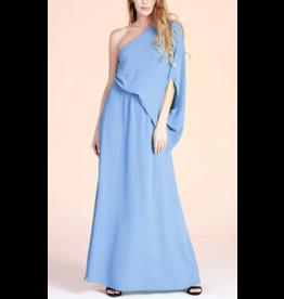 Dresses 22 Formal Occasion Ocean Blue One Shoulder Dress