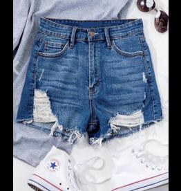 Shorts 58 Summer Adventure Denim Shorts