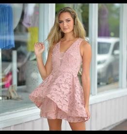 Dresses 22 Romance And Lace Blush Dress