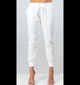 Pants 46 Summer Szn White Linen Pants