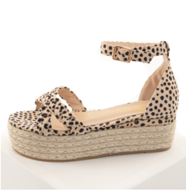 Shoes 54 Cheetah-lious Espadrille