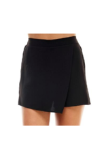 Skirts 62 Envelope Black Skort