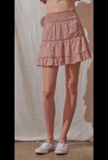Skirts 62 Florals Forever Blush Skirt