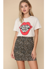 Tops 66 Laugh Out Loud Graphic Tee