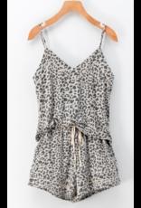 Shorts 58 Love Me Grey Leopard Shorts