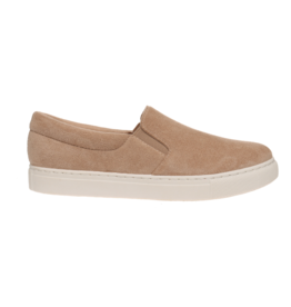 Shoes 54 Beige Suede Sneaker