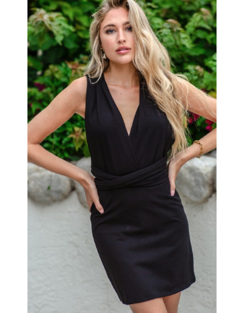 Dresses 22 Your Way Convertible Wrap LBD