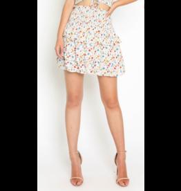 Skirts 62 Summer Garden Smocked Skirt