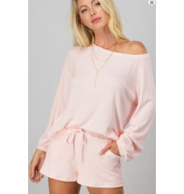 Tops 66 Soft and Comfy Pink Set