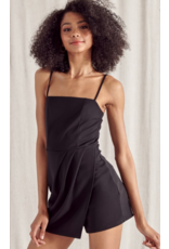 Rompers 48 Party Time Black Romper