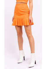 Skirts 62 Orange You Cute Skirt