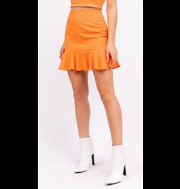 Skirts 62 Orange You Cute Skirt