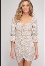 Dresses 22 You've Been Spotted Smocked Dress