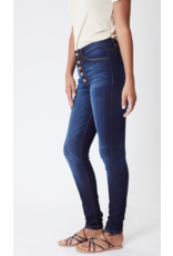 Pants 46 KanCan High Rise Dark Wash Curvy Denim
