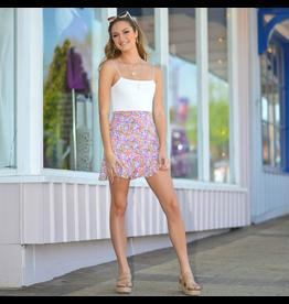 Skirts 62 Floral Dream Ruffle Skirt