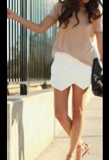 Skirts 62 White On Skort